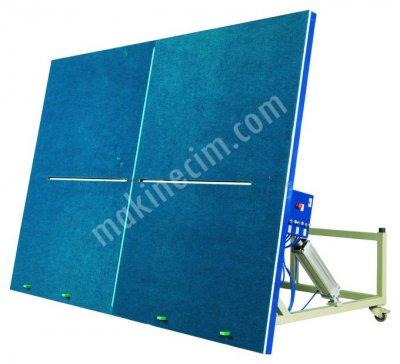 Ccm 2000X3000 Cam Kesim Masası ( Hava Yastıklı - Kırma Kollu )