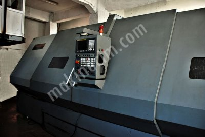 Leadwell Ltc50 Cxl Model 2007 Cnc Torna Boy:3000.m/m Fanuc