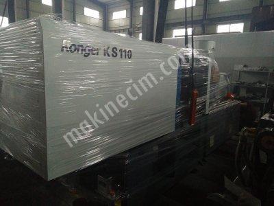 Konger 110 Ton Servo Plastik Enjeksiyon Makinesi