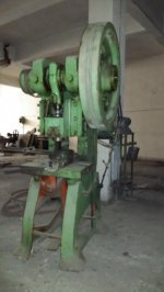 2 Adet Eksantrik Press 25 Ton