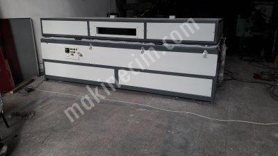 Satılık Sıfır Halı Kumaş Yapiştırma Makinası Fiyatları Bursa halı yapıştırma makinası, kumaş yapıştırma makinası, halı presleme makinası