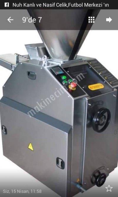 Satılık Sıfır Hamur Kesme Makinası Fiyatları Konya hamur kesme makinası,kesme makiması,hamur makinası,kesim makinası