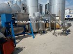 Powder Mixer-Powder Mixer-Chrome Mixer-Helical Powder Mixer-Stainless Powder Mixer-Powder Machine Po