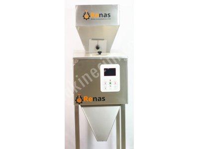 Satılık Sıfır Nescafe Dolum Makinası 25-2500 Gr Fiyatları Konya terazili dolum,dolum makinaları,dolum makinası,