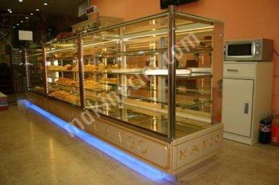 Satılık Sıfır Yas Pasta Kuru Pasta Dolabi Fiyatları Ankara Buzlu sogutma