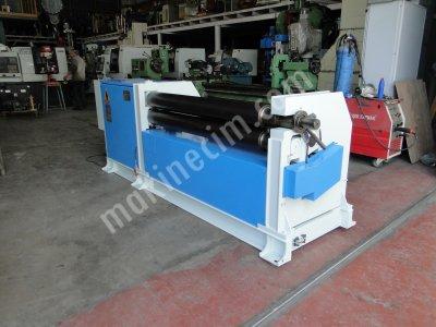 Satılık 2. El 2011 Model 1.6 Metre / 7 Mm. Büküm Kapasiteli Akyapak Silindir Fiyatları İzmir AKYAPAK 1.6 METREYE 7 MM SİLİNDİR