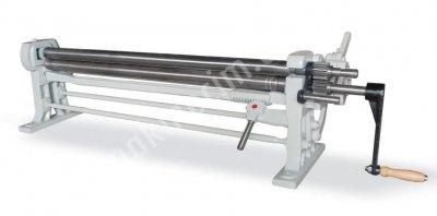 3 Toplu Silindir Kıvırma Makineleri