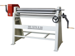 3 Batch Roller Folding Machines