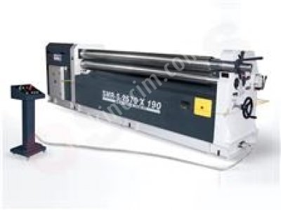 3 Roll Cylinder Bending Machine