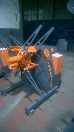 Rulo Açıcı 2 Ton Mekanik Sıkma