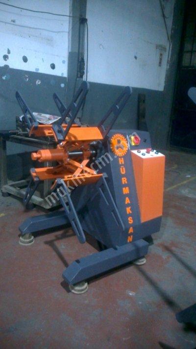 500 Kg Rulo Açıcı Mekanik Sıkma