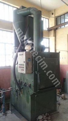 Tamburlu Kumlama Makinesi 100 Kg Luk