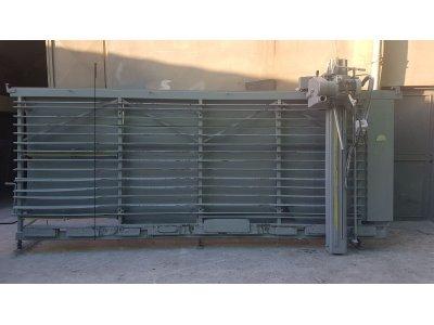 Satılık 2. El Dikey Ebatlama Makinası Fiyatları İstanbul dikey ebatlama makinası,dikey kesim makinası,sunta kesme makinası,mdf kesme makinası,kompozit panel kesme makinası