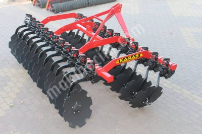 Compact Disc Harrow