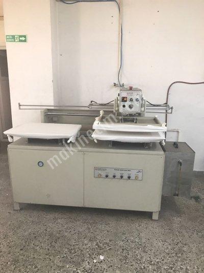 Buharlı Otomatik Gezer Kafa Taş Yapıştırma Makinası
