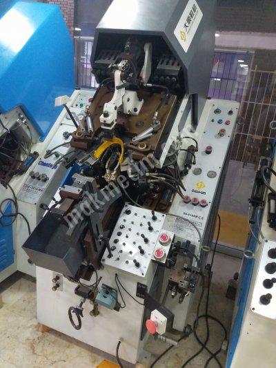 Das-Hun İlaçlı Ön Monte Makinesi