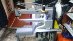 Adler Motorlu Kollu Tamirci Makinesi