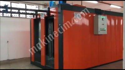 Satılık İkinci El Konveyörlü Toz Boya Fırını Ve Toz Boya Tesisi Fiyatları İstanbul elektrostatik toz boya tesisi,ikinci el konveyörlü fırın,otomatik toz boyama,toz boya kabini,toz boya fırını,fason toz boya tesisi,second hand powder coating system,statik boya tesisi,statik konveyörlü fırın,tünel toz boya tesisi