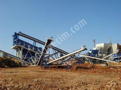 Crushing And Screening Plant
