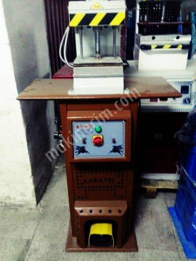 Sıcak Baskı Makinesi