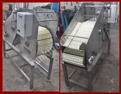 Satılık Sıfır Vişne Çekirdeği Çıkarma Makinası 150kg. Fiyatları Aydın Vişne çekirdeği çıkarma makinası