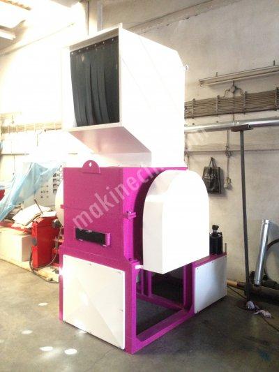 Satılık Sıfır 80'lik Kırma Makinası İzmir Teknik Makina Fiyatları Antalya kırma, granül, pvc, plastik, bidon 80, 80'lik, poşet, izmir teknik makina,