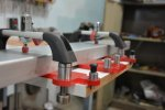 Minifix Şablonu ( Yarı Mekanik Bağlantı Elemanları Delik Şablonu)