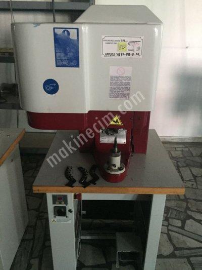 Satılık 2. El Otamatik Plastikli Halkalı Kanca Fiyatları İstanbul otomatik plastik kanca makineleri , ikinci el makine , halkalı kanca , d kanca ,