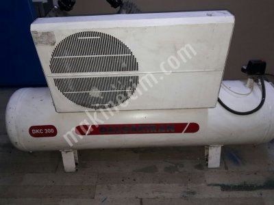 Satılık 2. El Hava Kompresörleri Fiyatları İstanbul kompresör 300 lt , ikinci el , hava kompresör ,
