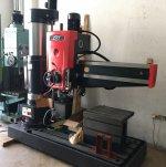 50 Lik 1600 Kol Boyu  Radyal Matkap Makineleri - Yeni
