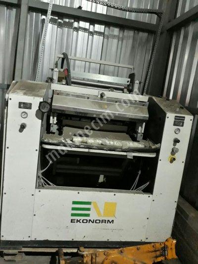 Tifdruk Baskı Makinası / Duvar Kağıdı Sarım Makinası