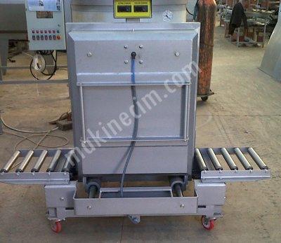 Dikey Manuel Vakum Paketleme Makinası
