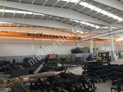 Satılık Sıfır Tavan Vinç 10 ton Fiyatları Konya tavan vinç, asma vinç, 10 ton vinç, vinc,
