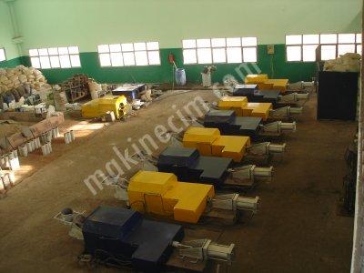 Satılık 2. El Savurma Döküm Üretim Hattı Fiyatları Adana savurma döküm makinası,centrifugal casting machine
