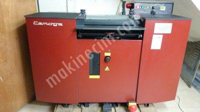 Satılık İkinci El Deri Yarma Makinesi Makinası  Camoga C520r Makina 52 Cm'dir.. Fiyatları Konya deri,cüzdan,çanta,ayakkabı,deri yarma,yarma makinesi,yarma makinası,camoga
