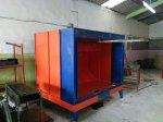 Eletrostatik Powder Paint System Gun And Cabin