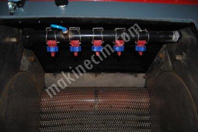 Otomatik Tamburlu Sistem Parça Yıkama Makinesi