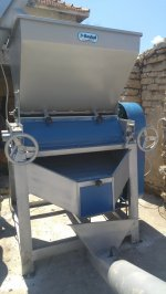 Barley Crushing Machine