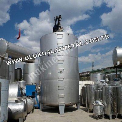 Satılık Sıfır PASLANMAZ ÜRÜN DEPOLAMA TANKLARI KROM TANKLAR 60- 100 TONLUK Fiyatları İstanbul paslanmaz tank,paslanmaz kazan,paslanmaz su deposu,krom su deposu,depo,tank ,mikser,su tankı,yag tankı,sıvı dolum makinası,makina,makine,süt,bal,sirke,un,alkol,sarap,glikoz tankı,fermenter,fermantasyo