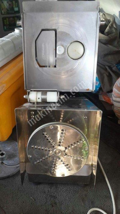 Satılık 2. El Sebze Dograma Makinası Mateka Fiyatları İstanbul sebze doğrama