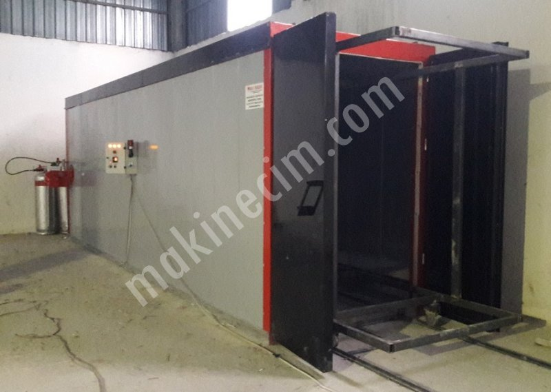 Eletrostatik Powder Plant Box Type Four
