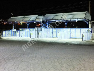 Kırşehir Kaman 4 Peronlu Hilal Çatı