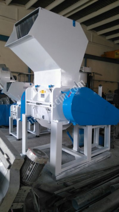 100 Pvc Crusher Machine