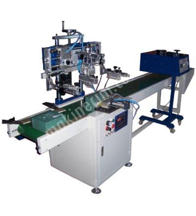 Satılık Sıfır Yls 350 Zd Serigrafi Baskı Makinesi Fiyatları İstanbul serigrafi baski makinesi, serigrafi baski, otomatik serigrafi, konveyor serigrafi