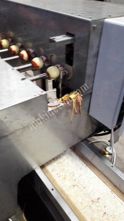 Elma Soyma Makinası
