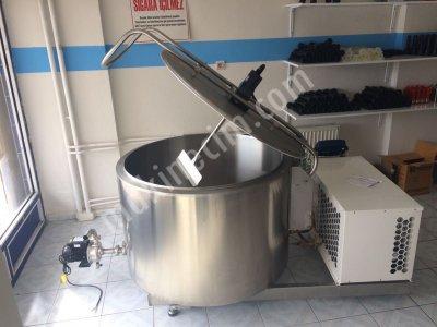 Satılık Sıfır Süt Soğutma Ve Depolama Tankı - 500 Lt - Peşim - Kdv Dahil Fiyatları Konya Süt soğutma tankı, süt tankı , paslanmaz süt tankı, paslanmaz tank, paslanmaz, süt soğutma