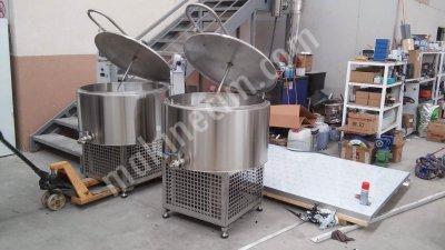 Süt Soğutma Ve Depolam Tankı - 300 Lt - Peşin - Kdv Dahil