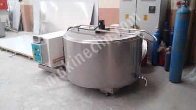 Süt Soğutma Ve Depolama Tankı - 2000 Lt - Peşin - Kdv Dahil