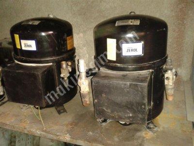 Satılık 2. El Bristol H2ng244 Soğutma Kompresörü 20hp. Fiyatları Ankara Bristol H2NG244,bristol kompresör,bristol