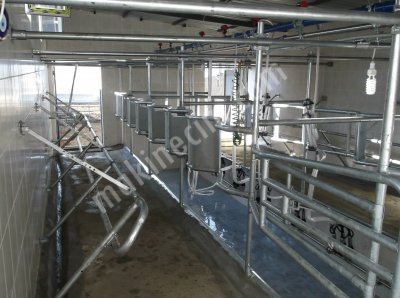 Otomatik Yıkamalı 2 5 Süt Sağım Sistemi